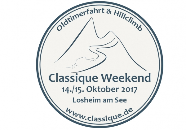Classique Weekend am 14./15. Oktober